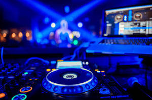 Wedding DJ Near London