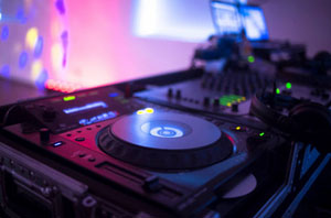 Wedding DJS Madeley UK