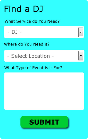 Free Sutton Coldfield Wedding DJ Quotes